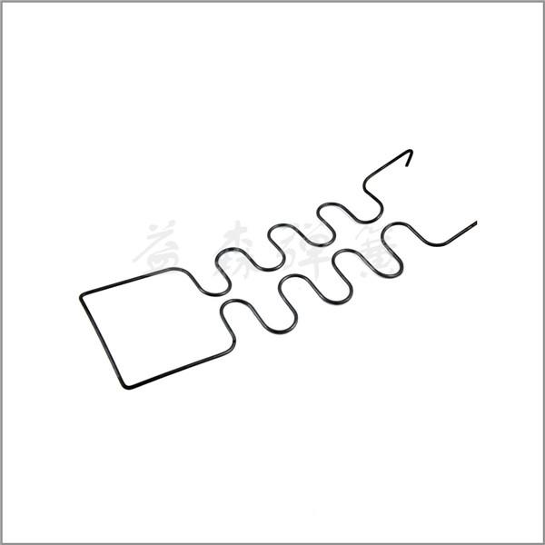 弯曲线成形弹簧